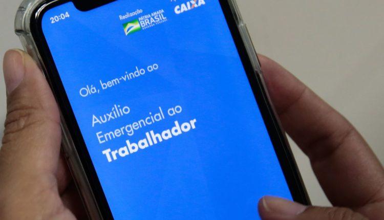Aplicativo da Caixa para Auxílio Emergencial [fotografo] Marcello Casal Jr. Agência Brasil [/fotografo]