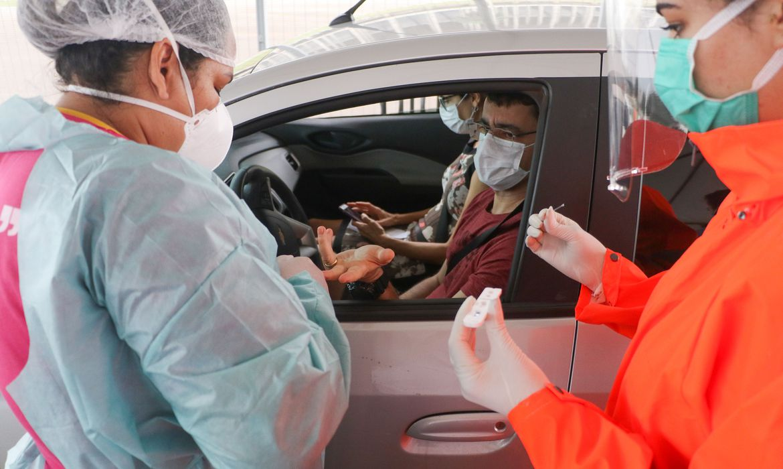 Distrito Federal tem recorde de casos confirmados de covid-19 em 24 horas    Congresso em Foco