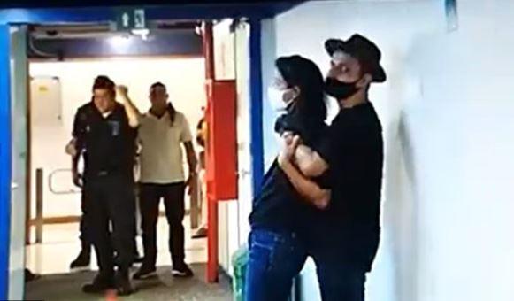 Homem se entrega após invadir Rede Globo e fazer repórter refém ...