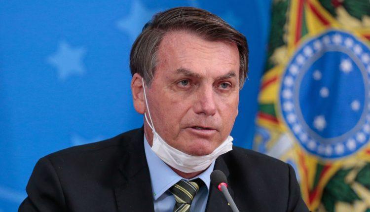 O presidente Jair Bolsonaro deverá prestar depoimento à PF no fim do mês [fotografo] Carolina Antunes / Presidência da República [/fotografo].