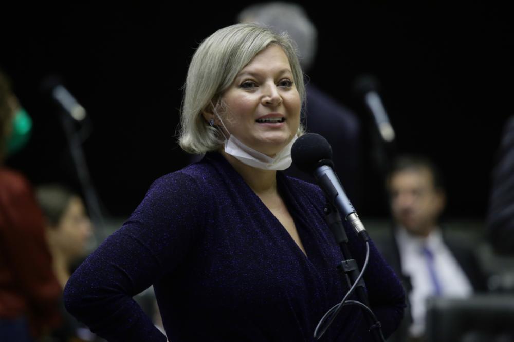 Aras Pede Ao Stf Instauracao De Inquerito Contra Deputada Joice Hasselmann Congresso Em Foco