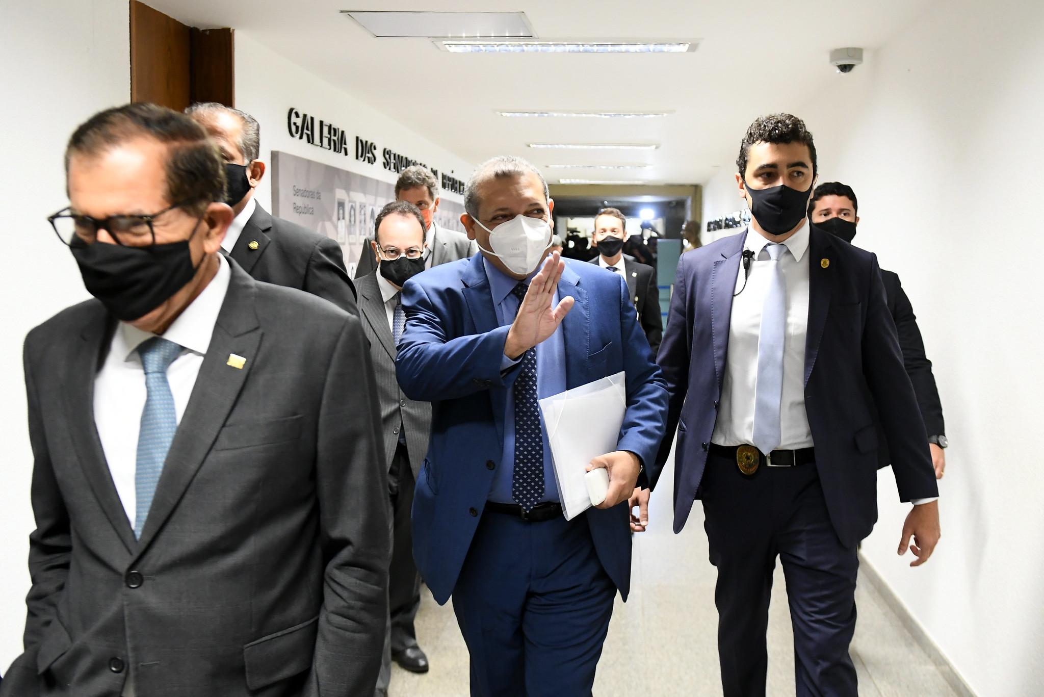 Ao vivo: CCJ do Senado sabatina Kassio Nunes para vaga no STF