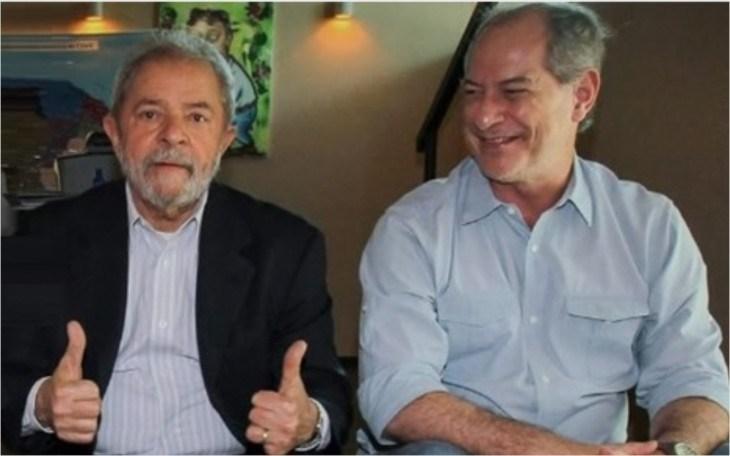 Para líderes do Congresso, Ciro e Lula ameaçam mais Bolsonaro do que Doria e Huck