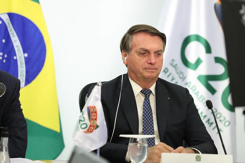 Bolsonaro no G20