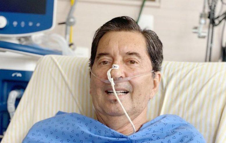 Covid-19: Maguito Vilela tem nova infecção nos pulmões e segue na UTI |  Congresso em Foco