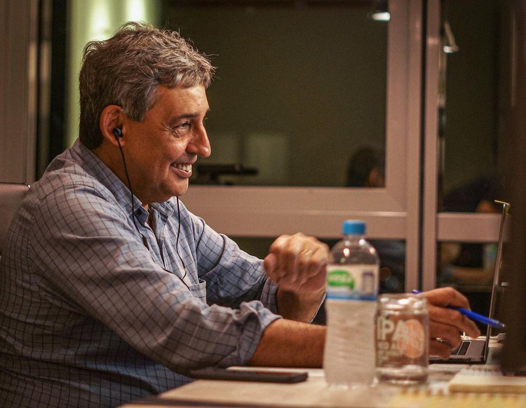 Sebastião Melo, eleito prefeito de Porto Alegre. <div class='fotografo'>Sebastião Melo/Instagram</div>