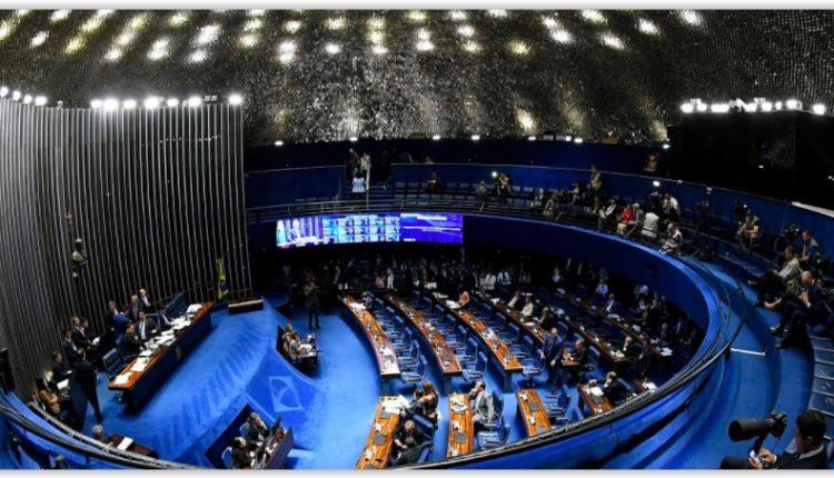 CPI da Covid e seus nomes confirmados [fotografo] Reprodução TV Senado [/fotografo]