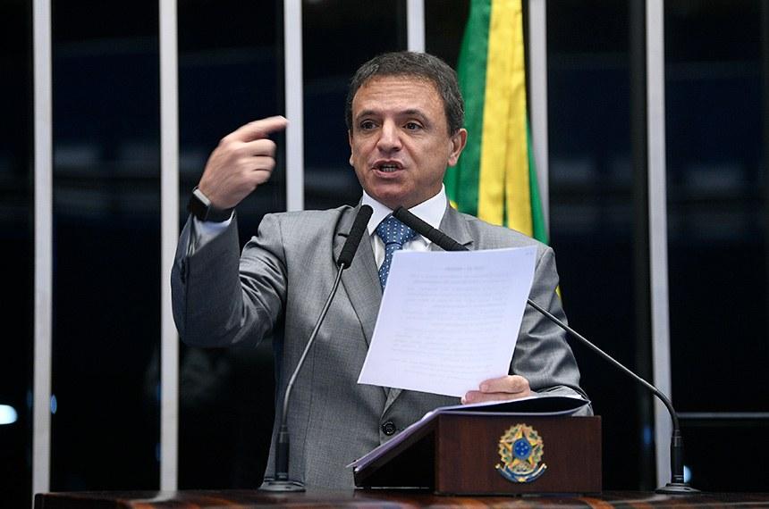 Márcio Bittar, o relator da lei orçamentária de 2021