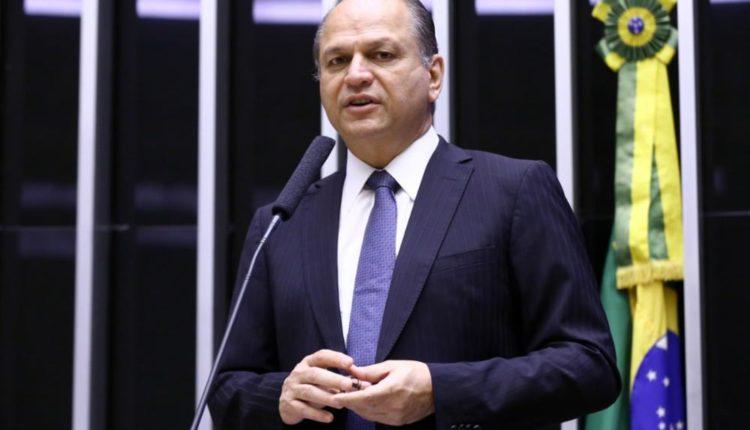 O líder do governo na Câmara, Ricardo Barros [fotografo] Cleia Viana/Câmara dos Deputados [/fotografo]