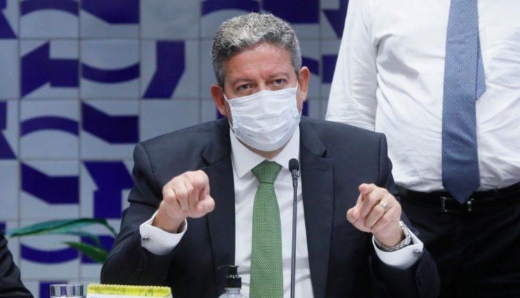 O presidente da Câmara, Arthur Lira [fotografo]Luis Macedo/Câmara dos Deputados[/fotografo]