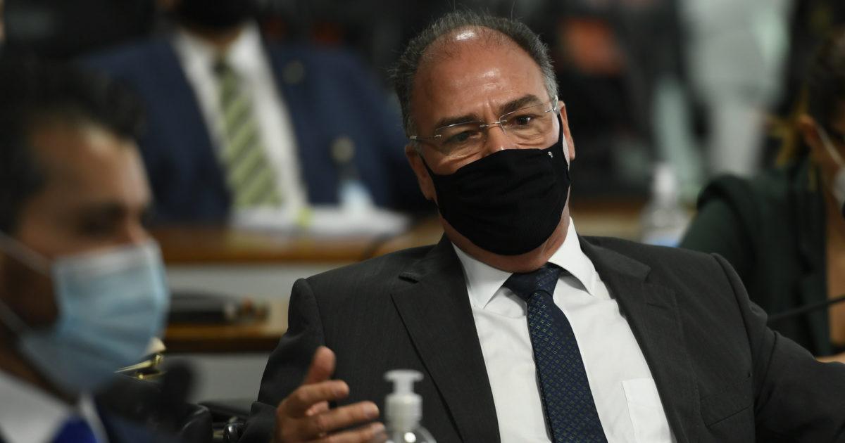 """Em minoria na CPI da Covid, governo reforça """"tropa de choque"""""""