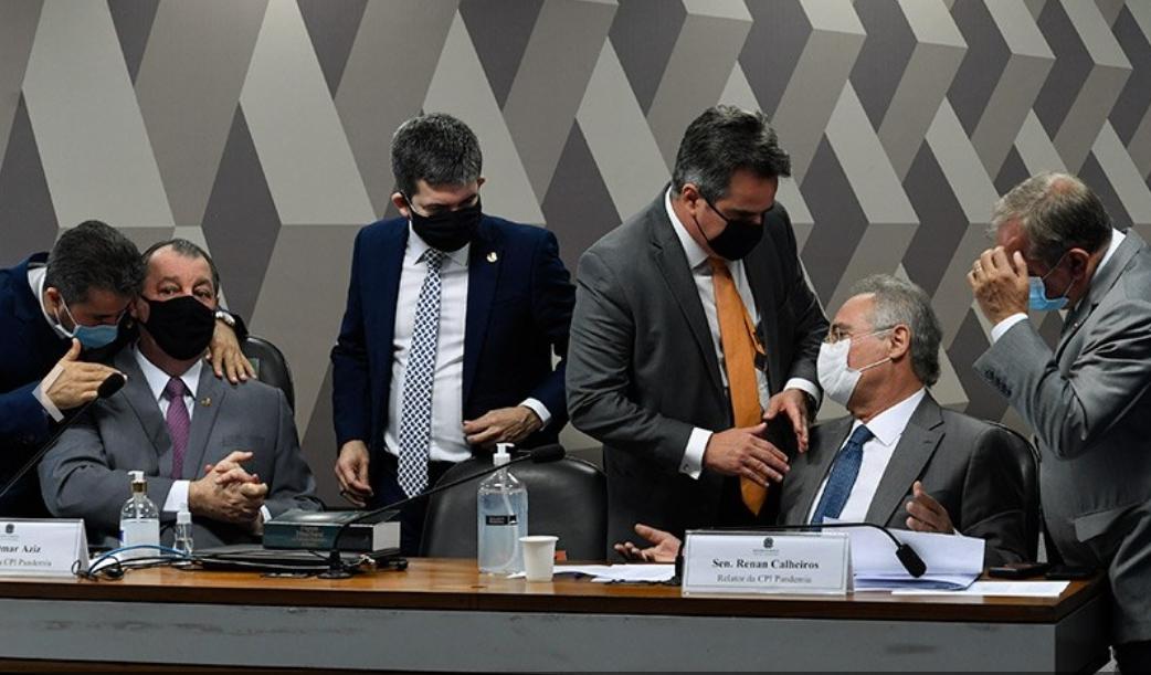 Girão lança ofensiva contra governadores do Nordeste na CPI da Covid
