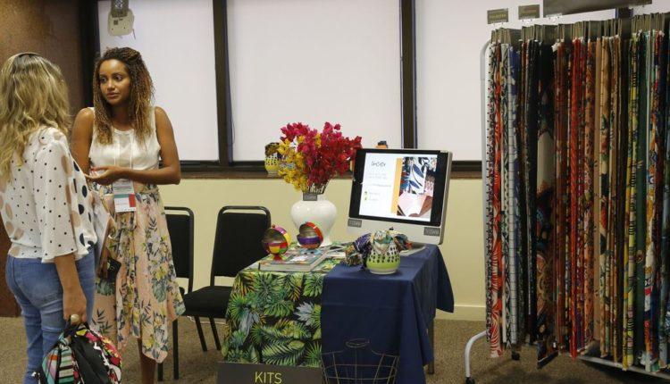 PRONAMPE/ Rodada de negócios de empresários do setor de moda do Rio de Janeiro, Conecta Moda, realizada na Firjan. Foto: Fernando Frazão/Agência Brasil