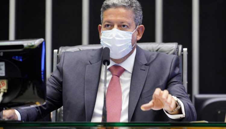 O presidente da Câmara, Arthur Lira (PP-AL) [fotografo]Pablo Valadares/Câmara dos Deputados [/fotografo]
