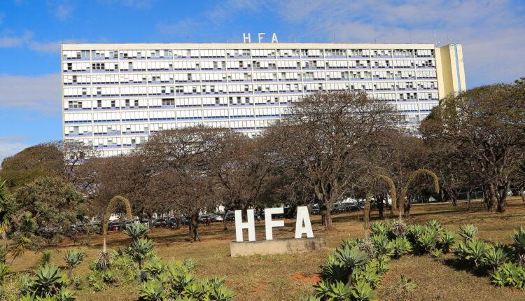 Hospital das Forças Armadas, em Brasília [fotografo]FAB[/fotografo]