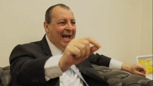 Omar Aziz em entrevista ao Congresso em Foco <div class='fotografo'> Tiago Rodrigues/Congresso em Foco </div>