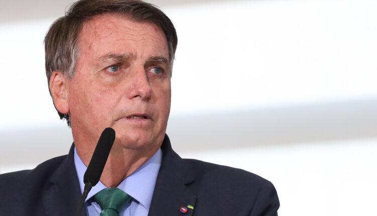 impeachment (Brasília - DF, 05/08/2021) Palavras do Presidente da República, Jair Bolsonaro. Foto: Isac Nóbrega/PR