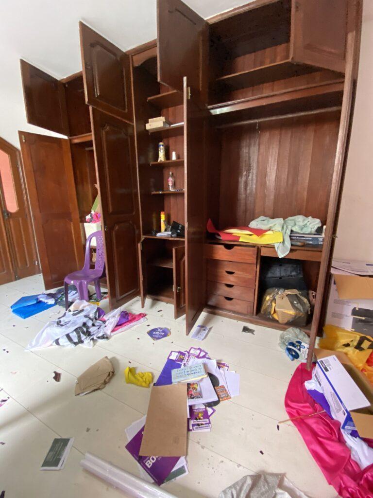 É a segunda vez que o escritório da deputada federal é vandalizado [fotografo] Divulgação/Vivi Reis[/fotografo]