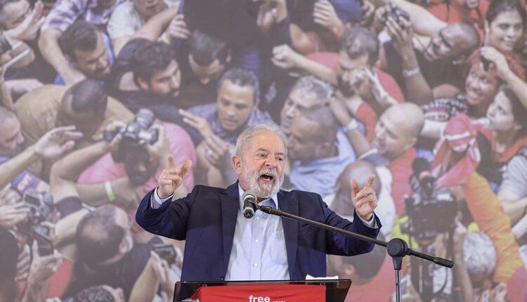 """""""Não há espaço para terceira via"""", diz Lula"""