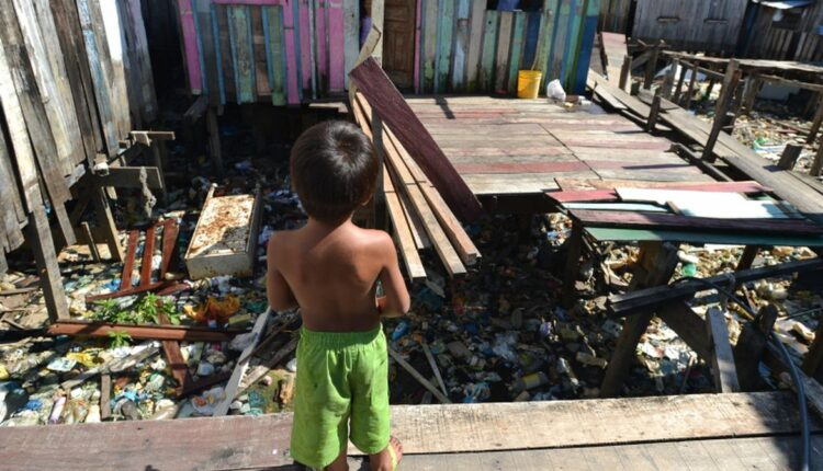 Pobreza [fotografo] Marcello Casal/Agência Brasil [/fotografo]
